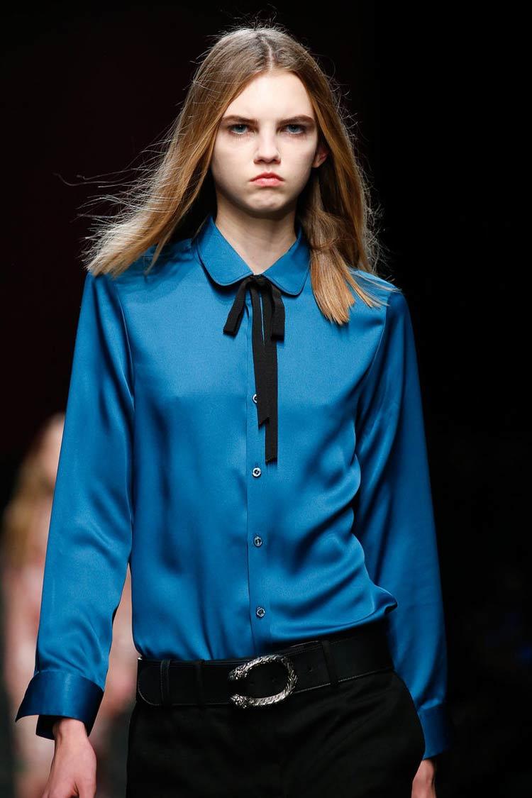 Модные блузки 2016