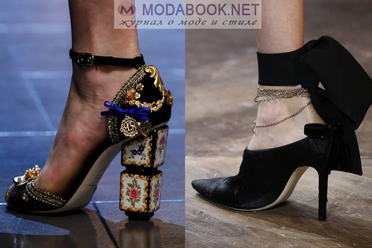 Женские босоножки на высоком каблуке лето 2016