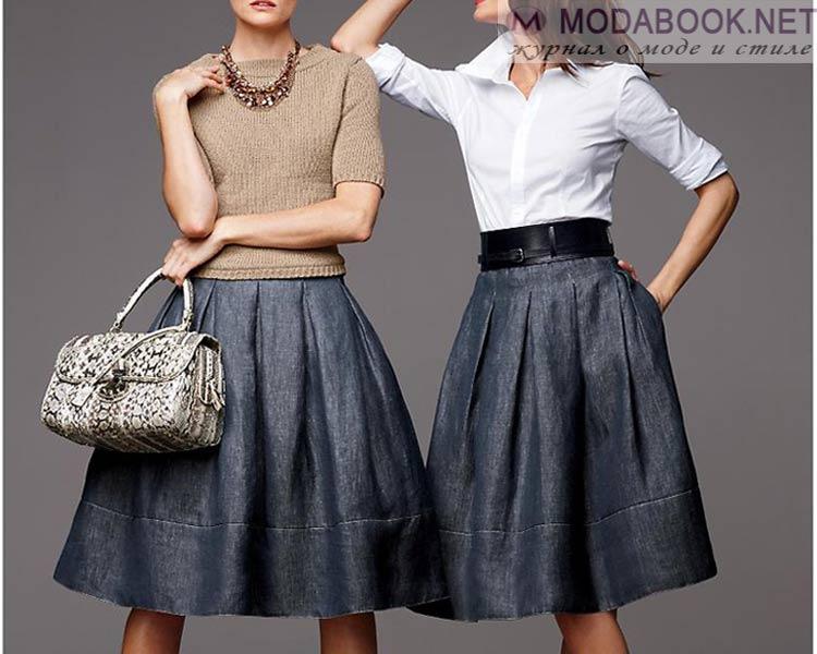 Юбки для женщин 50 лет с доставкой