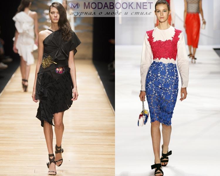 Модные и стильные летние женские майки