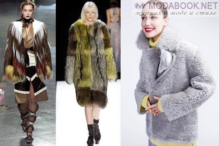 Что будет модно осенью зимой 2016-2017: мех
