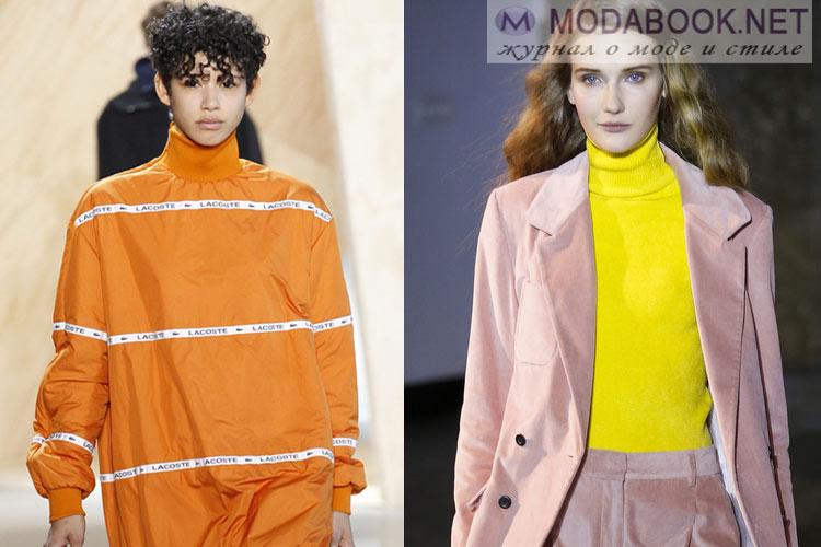 Что будет модно осенью зимой 2016-2017: цвет лимона