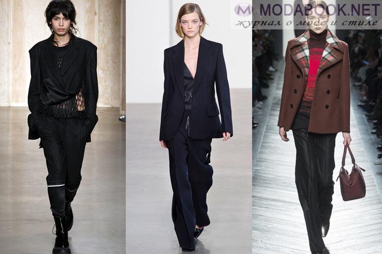Что будет модно осенью зимой 2016-2017: в мужском стиле