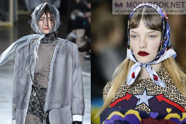 Что будет модно осенью зимой 2016-2017: деревенский стиль
