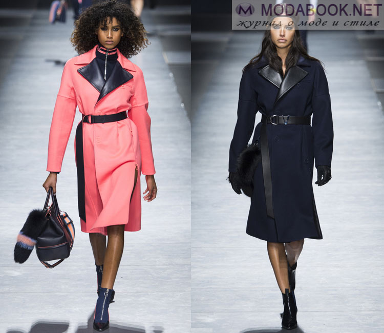 b76782f9018 Модные женские пальто осень-зима 2018-2019  фасоны и стили