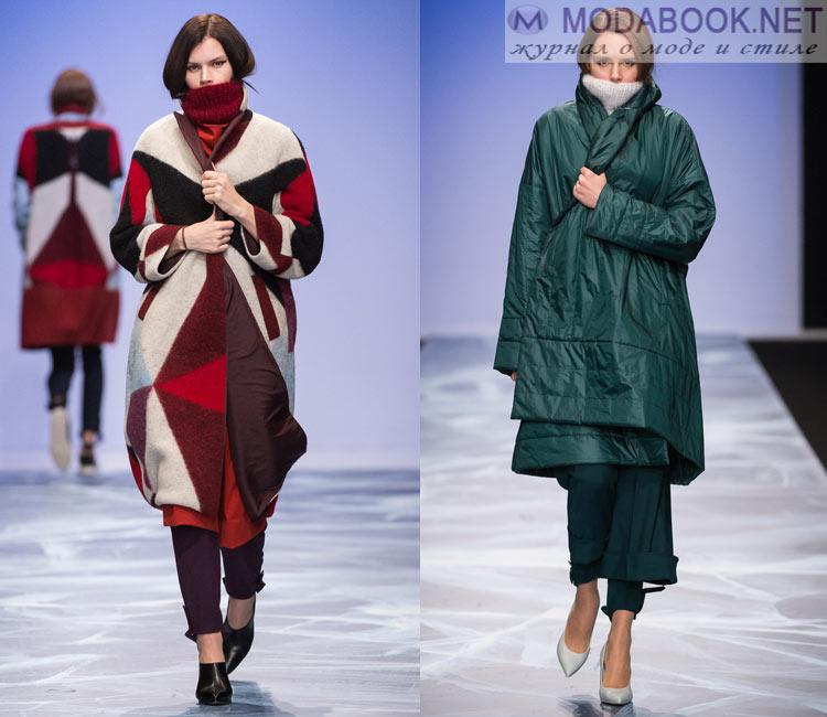 Красивые модные женские пальто осень-зима 2016-2017