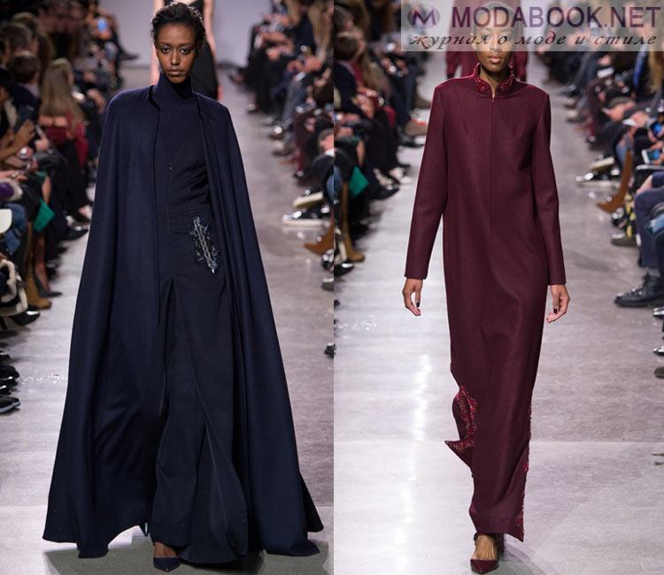 Модные женские пальто осень-зима 2016-2017: стиль максимализм