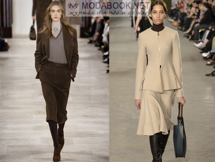 Мода осень-зима 2016-2017 для работы
