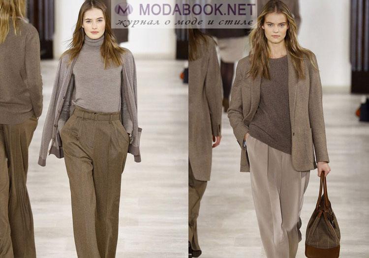 Офисная мода осень-зима 2016-2017: сочетание