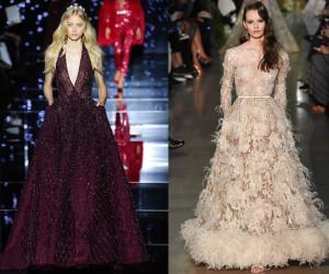 Модные платья на Новый год 2019