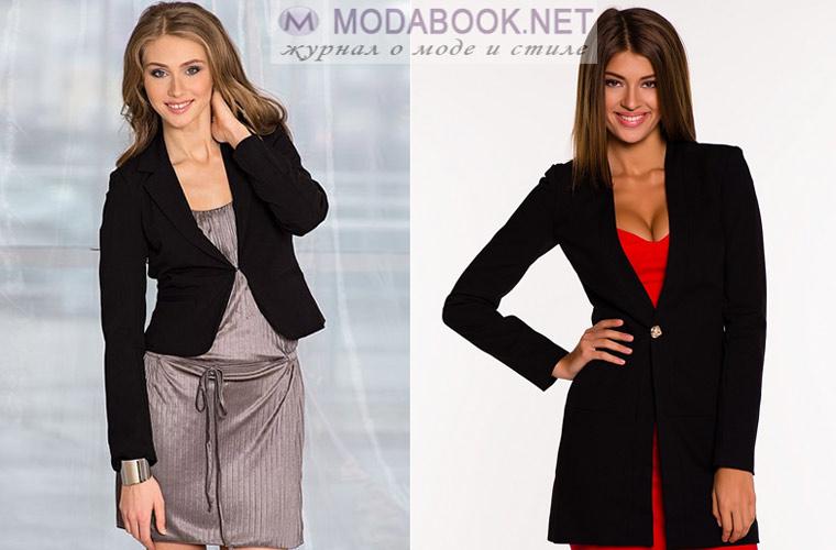 Модный женский пиджак: жакет