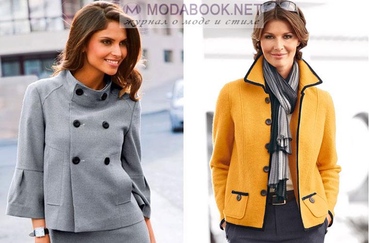 Модный женский пиджак: блейзер