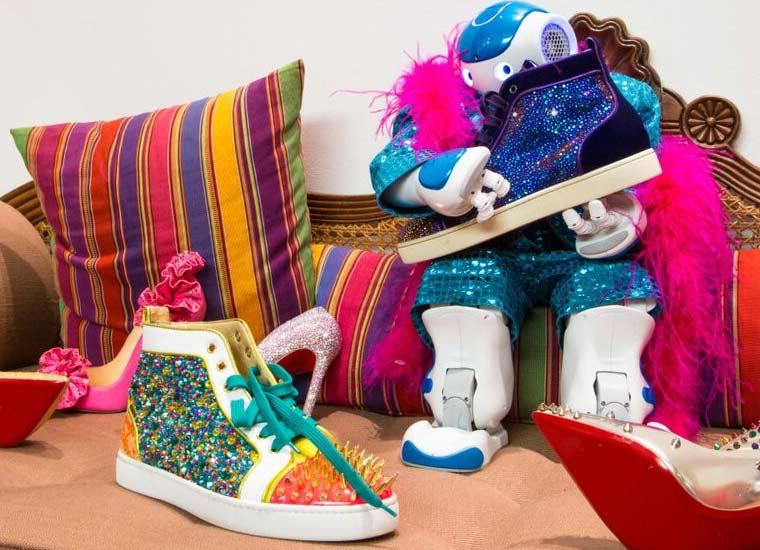 Обувь лабутены