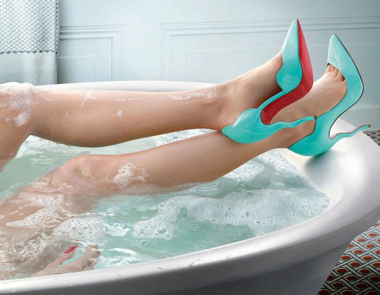 Лабутены - обувь искусства