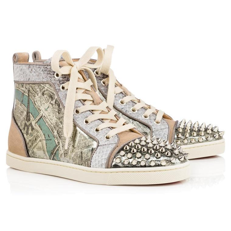 Спортивная обувь Лубутены - кеды