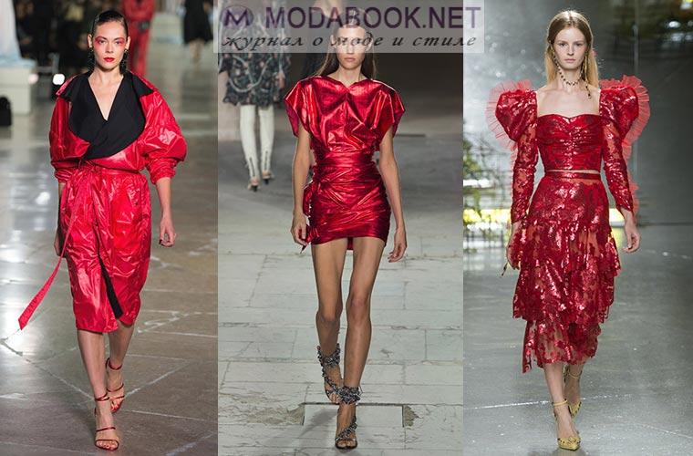 Мода весна-лето 2018: в стиле 80-х