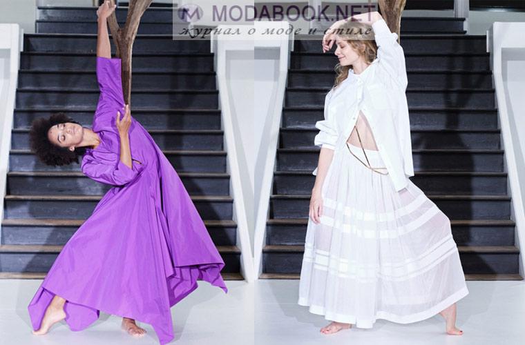 Мода весна-лето 2018: тенденции