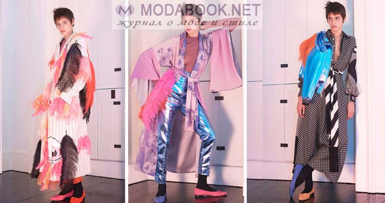 Туфли разных цветов в моде весна лето 2017