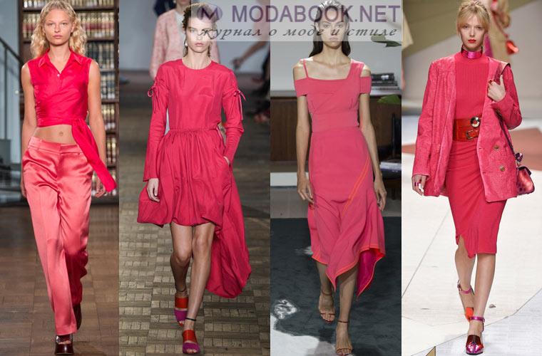 Что будет модно весной летом 2017 года: розовый сезон