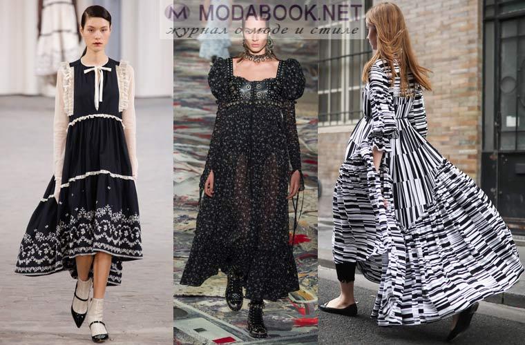 Этнические платья на весну лето 2017