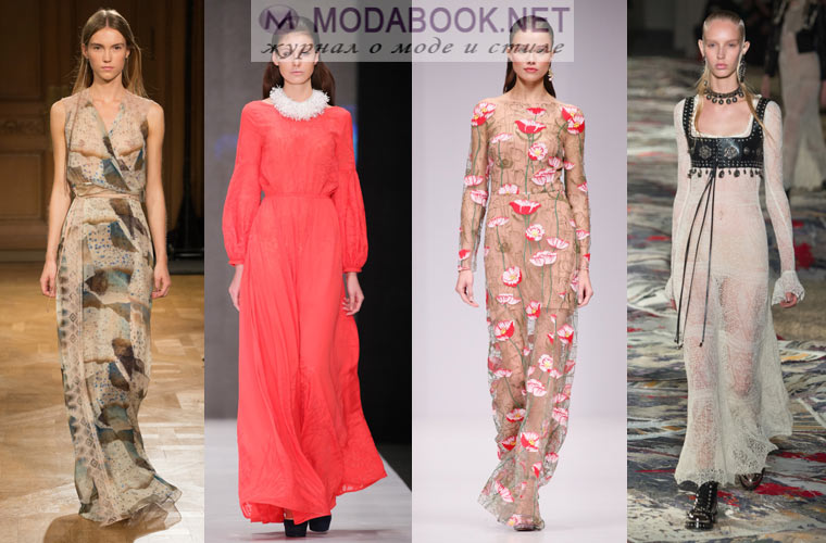 5268058fa21 Модные платья весна лето 2019 года  трендовые модели