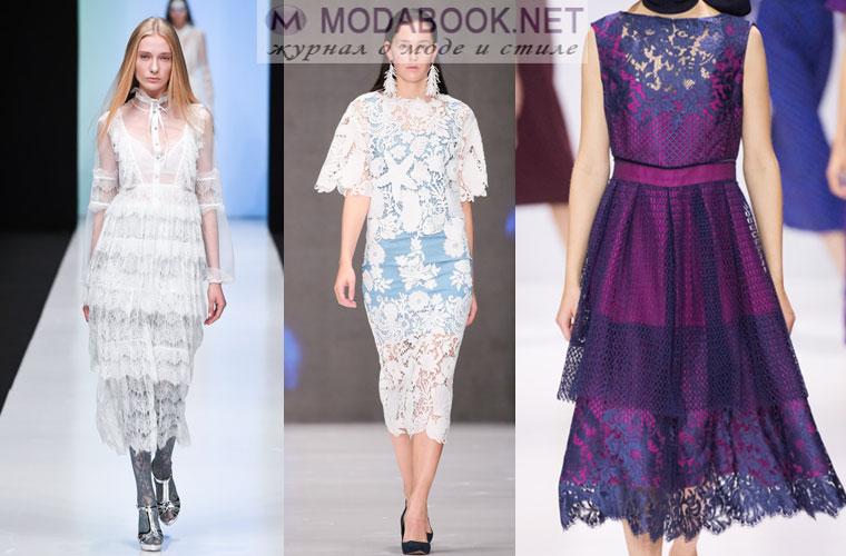 d4babf1fd7e Модные платья весна лето 2019 года  трендовые модели