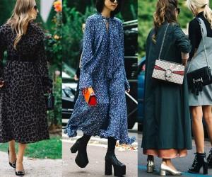 Уличная мода на весну лето 2019 года