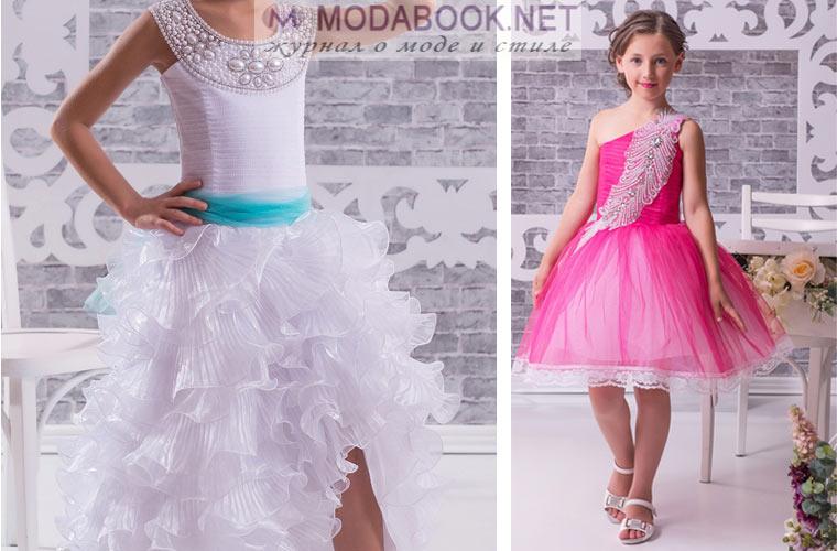 Как подобрать платье для девочки в 4 классе: фасоны