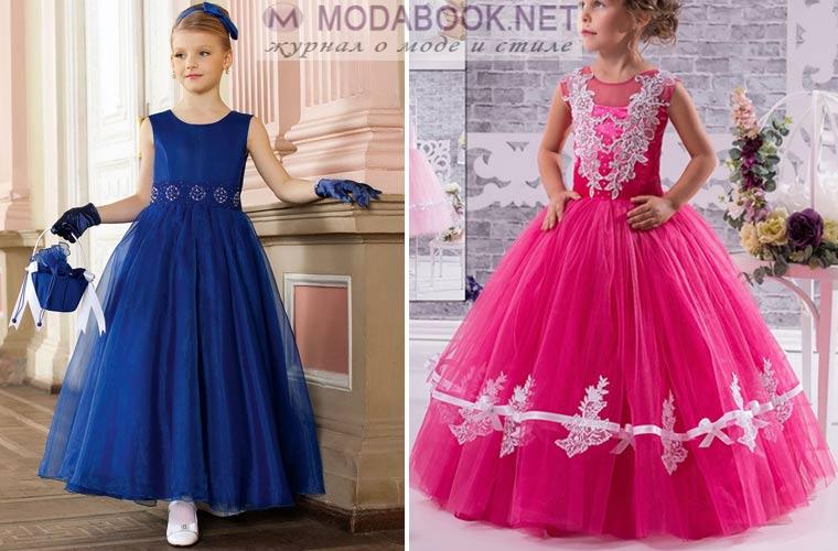 5261546460f Платья на выпускной 2019 в 4 классе  как выбрать