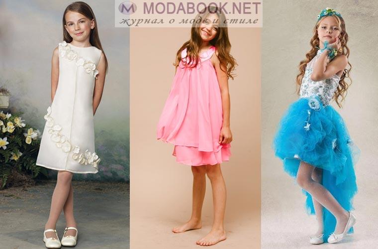 468521fb414 Советы стилистов  как правильно подобрать выпускное платье для девочки в 4  классе