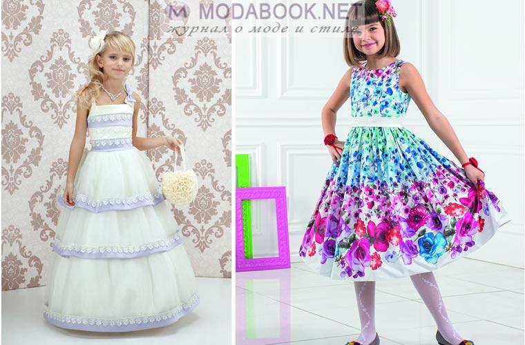 Как правильно подобрать выпускное платье для девочки в 4 классе