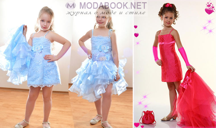 Купить Красивые Платья На Выпускной В Детский Сад