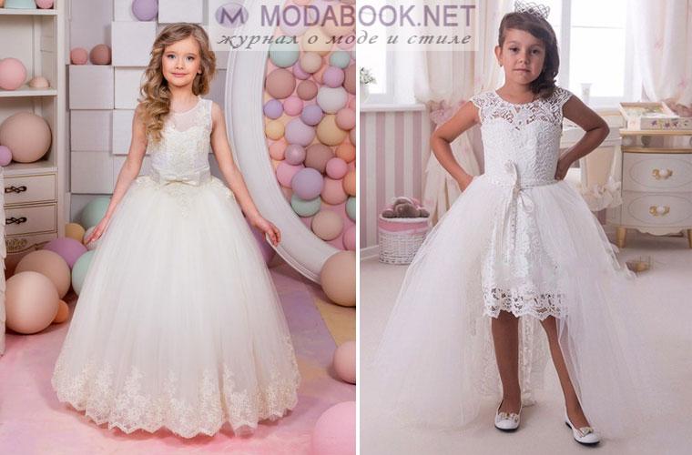96f9b815c59 Выпускное платье для детского сада 2019  правила выбора