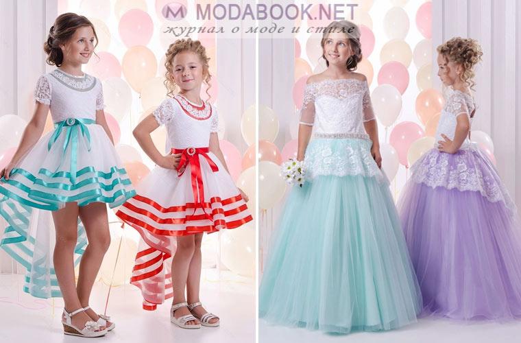 097f4a35d24 Выпускное платье для детского сада 2019  правила выбора