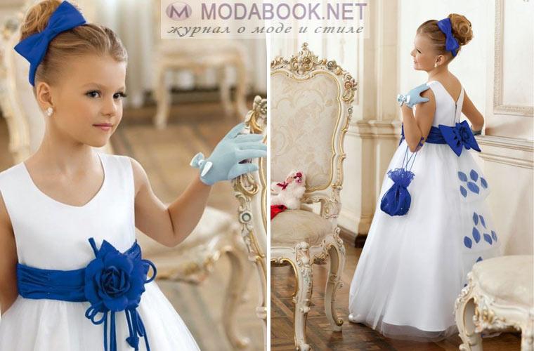 cd617776946 В каком же платье пойдет маленькая принцесса на свой первый бал  Здесь  очень важно не ошибиться и подобрать не только красивый