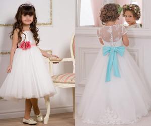 Выпускное платье для детского сада 2020
