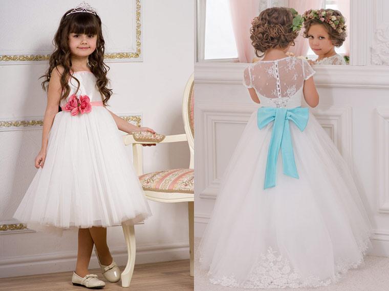 Выпускное платье для детского сада 2019  правила выбора 07b5e618d96