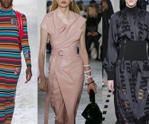 Модные платья зима 2019-2020
